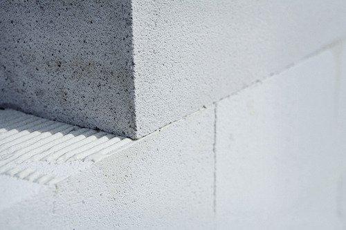 Bloczki Betonu Komórkowego Hh 59x24x24cm Silver
