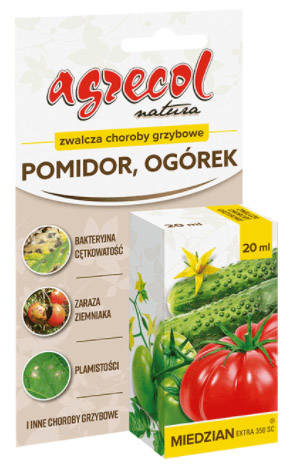 Agrecol Miedzian Extra 350 Sc 100 Ml Grzybobójczy Abud Materiały