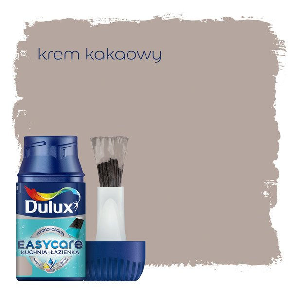 Farba Emulsja Dulux Easycare Krem Kakaowy 50ml