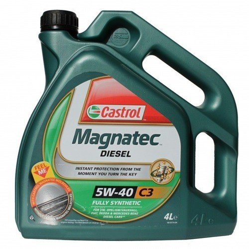 olej castrol magnatec 5w40 diesel 4 l abud materia y budowlane. Black Bedroom Furniture Sets. Home Design Ideas