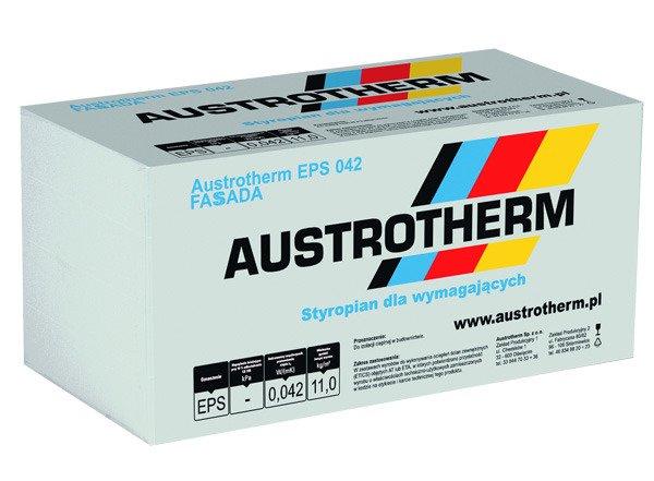 Styropian Austrotherm 042 Fasada Sciana 3cm 0 30m3 10m2 Abud