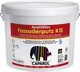 Caparol Amphisilan K15 Tynk Silikonowy Olive 18 Abud Materialy Budowlane