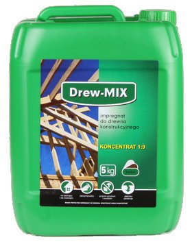 Drew-Mix Impregnat do drewna 5 l