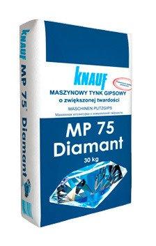 Gipsowy Tynk Maszynowy Knauf Mp 75 Diamant 30 Kg Abud Materialy