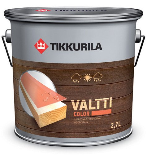Impregnat do drewna Tikkurila Valtti Color 2,7L
