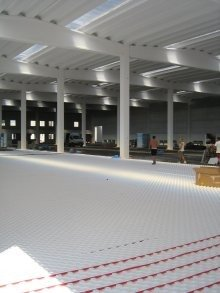 KNAUF Therm EXPERT FLOOR HEATING 3cm Styropian (6,16m2)