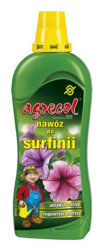 Nawóz do surfinii 0,75 l Agrecol