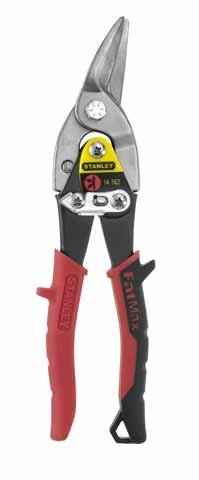 Nożyce do blachy lewe 250mm Stanley FatMax
