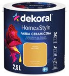 Emulsja Home & Style 2,5l Honey Mustard Dekoral